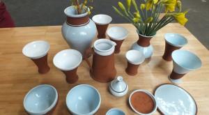 Schüsseln, Vasen, Tassen, Teller, Dosen